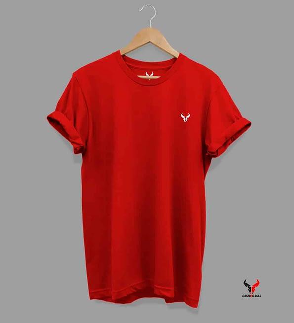 red plain