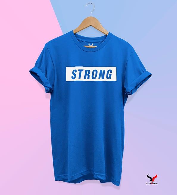 Strong sblue