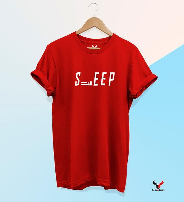 Sleep red