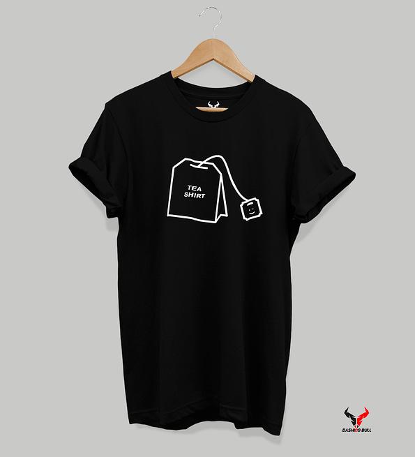 Tea Shirt black