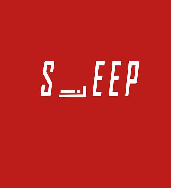 Sleep design red