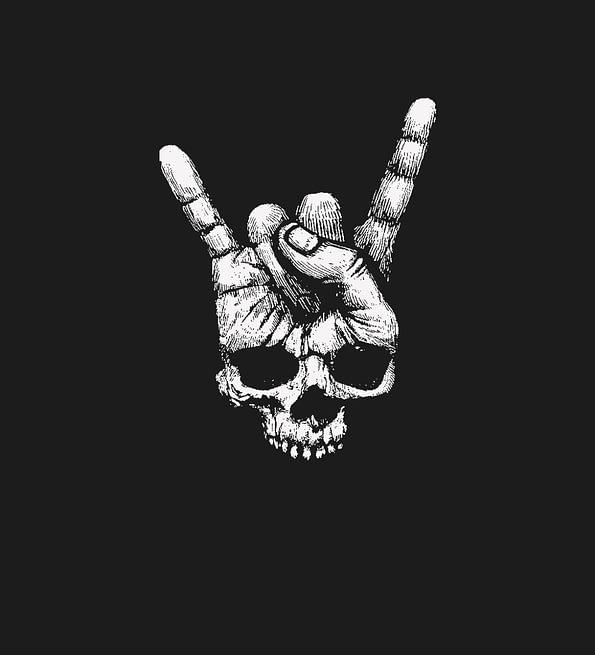skulldesign black